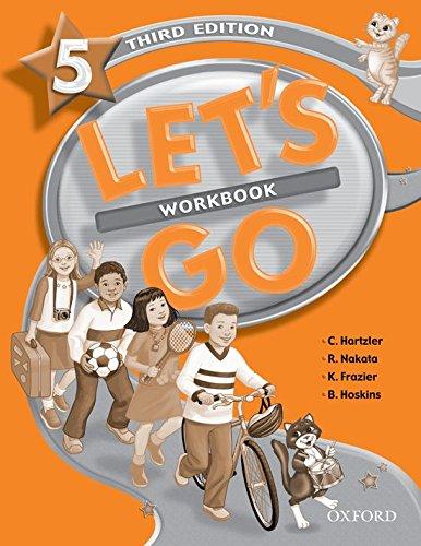 9780194394574: Let's Go 5: Workbook: Workbook Level 5