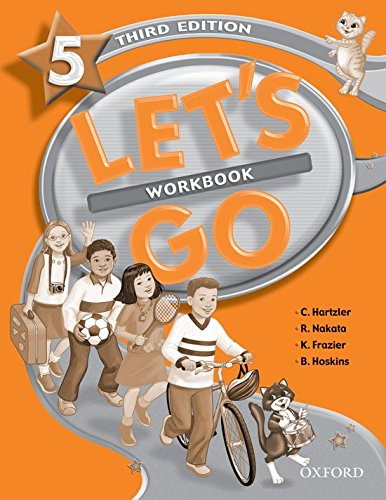 9780194394574: Let's Go 5 Workbook (Let's Go Third Edition)