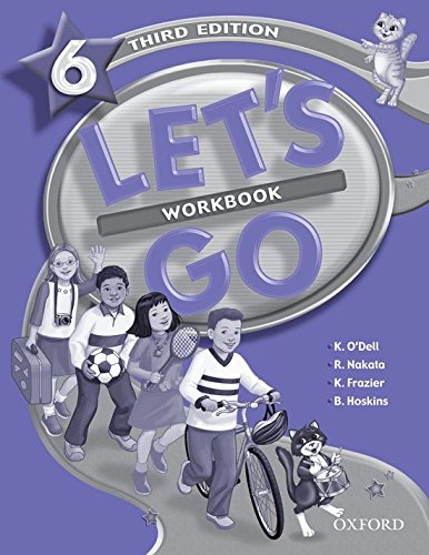 9780194394581: Let's Go 6 Workbook (Let's Go Third Edition)
