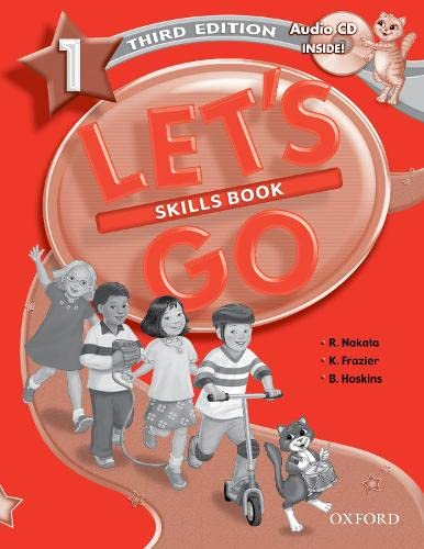 9780194394611: Let's Go: 1: Skills Book with Audio CD Pack: Skills Book with Audio CD Pack Level 1