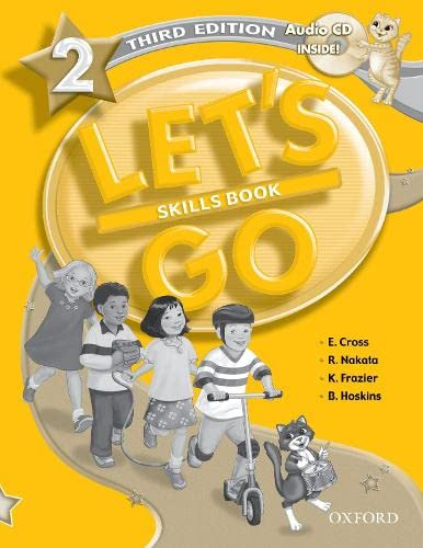9780194394628: Let's Go 2: Skills Book with Audio CD Pack