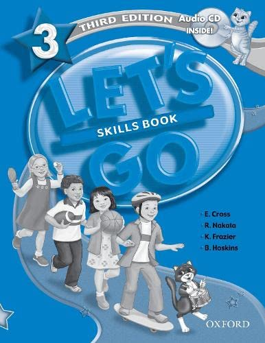 Let s Go: 3: Skills Book with: Elaine Cross, Ritsuko
