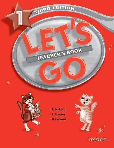 9780194394802: Let's Go 1 Teacher's Book (Let's Go Third Edition)