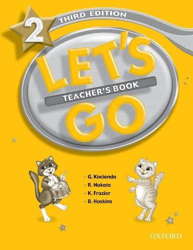 9780194394819: Let's Go 2 Teacher's Book (Let's Go Third Edition)