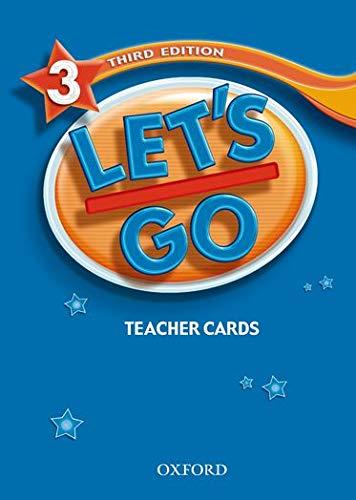 9780194394963: Let's Go 3: Teacher Cards 3rd Edition: Teacher's Cards Level 3