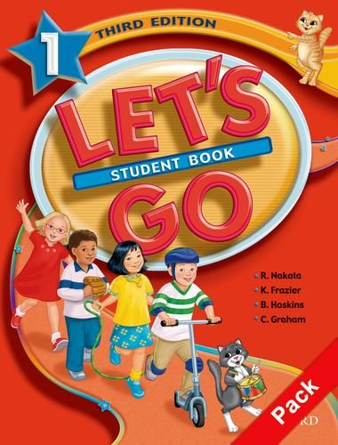 Let's Go: 1: Student Book And Workbook: Nakata, R.