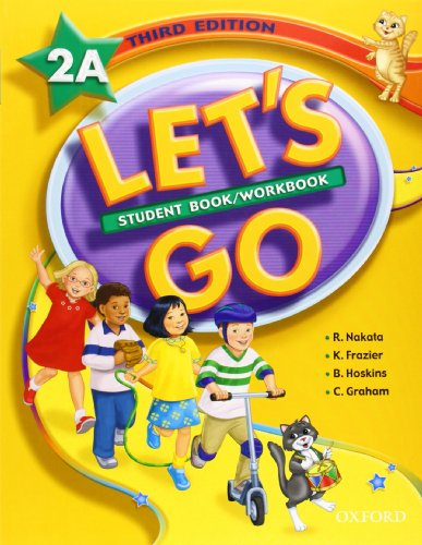 Let's Go: 2: Student Book And Workbook: Nakata, R.
