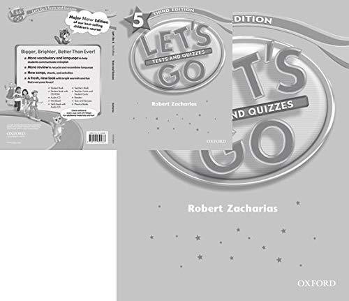 9780194395687: Let's Go 5 Tests & Quizzes (Let's Go Third Edition)