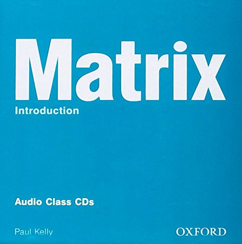 9780194396387: New Matrix: Matrix Introduction: Class CD (2)