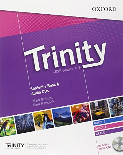 9780194397278: Trinity Graded Examinations in Spoken English (GESE): Trinity Graded Exams: Student's Book Grades 5-6 CD Pack