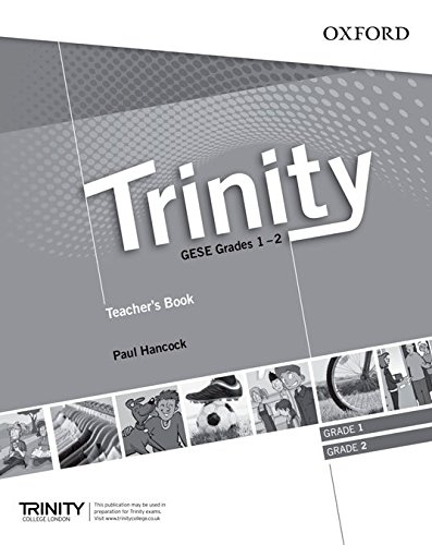 9780194397315: Trinity Graded Examinations in Spoken English (GESE): Trinity Pub Gese Grades 1-2: Teacher's Book Pack (Trinity Graded Exams)