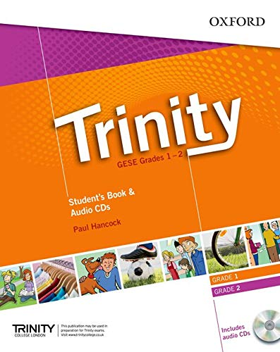 9780194397322: Trinity Graded Examinations in Spoken English (GESE): Grades 1-2: Student's Pack with Audio CD