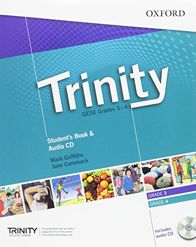 9780194397339: Trinity Graded Examinations in Spoken English (GESE): Grades 3-4: Teacher's Pack