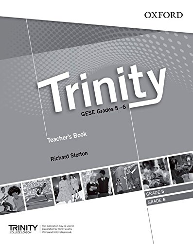 9780194397346: Trinity Graded Examinations in Spoken English (GESE): Trinity Graded Exams: Student's Book Grades 5-6 CD Pack