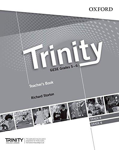 9780194397346: Trinity Graded Examinations in Spoken English (GESE): Grades 5-6: Teacher's Pack