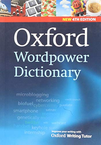 Oxford Wordpower Dictionary, 4th Edition Pack (with