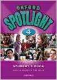 9780194398039: Oxford Spotlight 4: Student's Book Pack Andalucía