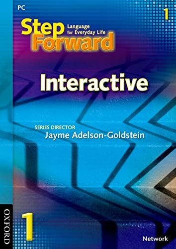 9780194398534: Step Forward 1: Interactive CD-ROM (net use)