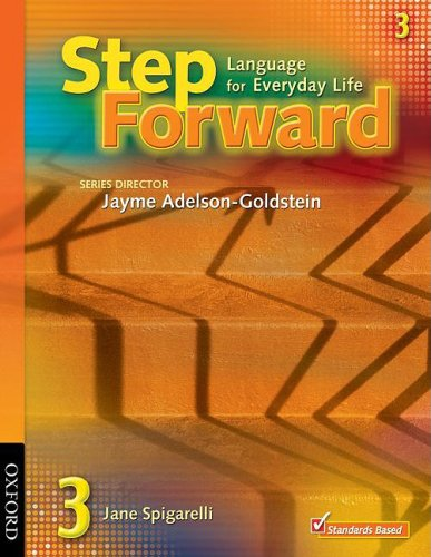 9780194398800: Step Forward 3: Language for Everyday Life Student Book and Workbook Pack