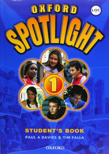 9780194399135: Oxford Spotlight 1: Student's Book Pack Spanish