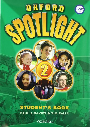 9780194399142: Oxford Spotlight 2: Student's Book Pack Spanish