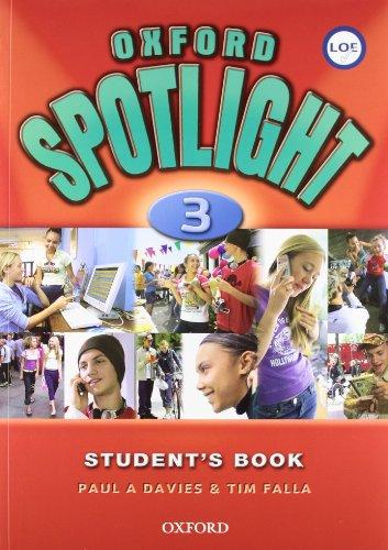 9780194399159: Oxford Spotlight 3: Student's Book Pack Spanish