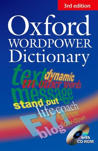 9780194399258: Oxford Wordpower Dictionary