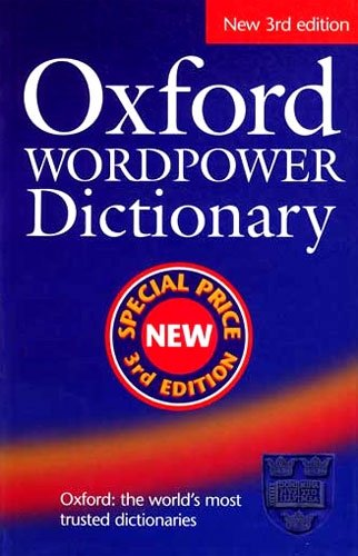 9780194399289: Oxford Wordpower Dictionary