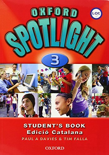 9780194399487: Oxford Spotlight 3: Student's Book Pack (Cat)