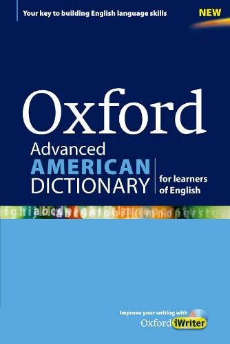 9780194399661: Oxford Advanced American Dictionary for learners of English: A dictionary for English language learners (ELLs) with CD-ROM that develops vocabulary and writing skills