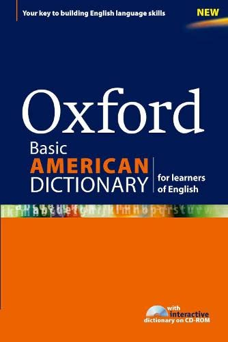 9780194399692: Oxford Basic American Dictionary for learners of English: A dictionary for English language learners (ELLs) with CD-ROM that builds content-area and academic vocabulary