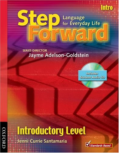 9780194399777: Step Forward Intro Student Book with Audio CD and Workbook Pack