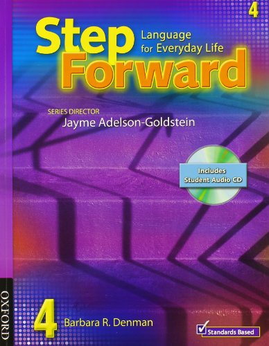 9780194399814: Student Book 4 Student Book with Audio CD and Workbook Pack (Step Forward)