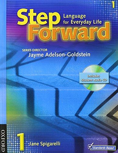 9780194399838: Step Forward 1 Student Technology Pack (SB, WB, CD)