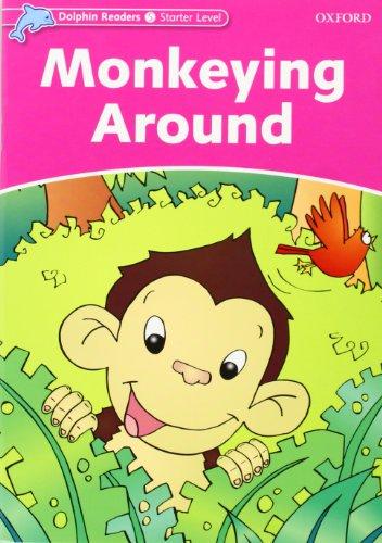 9780194400527: Dolphin read start monkeying aro