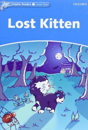 9780194400565: Dolphin read 1 lost kitten