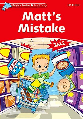 9780194400602: Dolphin read 2 matts mistake