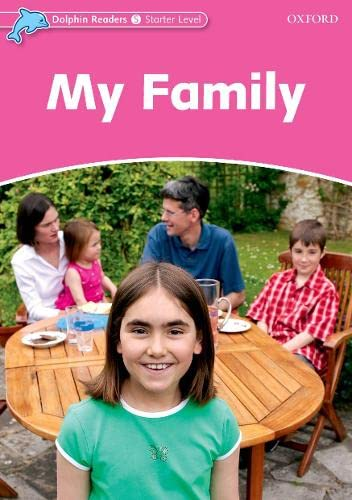 Dolphin Readers Starter Level: My Family (Paperback): Mary Rose