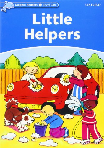 9780194400831: Dolphin Readers: Level 1: 275-Word Vocabulary Little Helpers