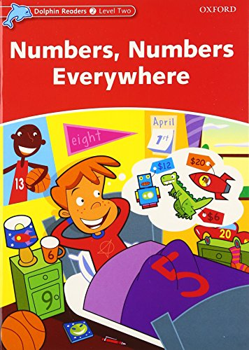 9780194400985: Dolphin Readers: Level 2: 425-Word Vocabulary Numbers, Numbers Everywhere