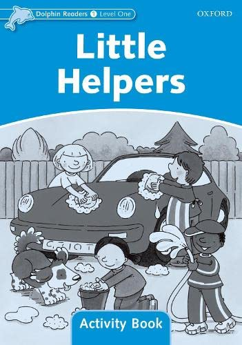 9780194401463: Dolphin Readers Level 1: Little Helpers Activity Book