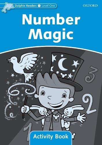 9780194401500: Dolphin Readers: Level 1: 275-Word Vocabulary Number Magic Activity Book (Dolphine Readers Level One)