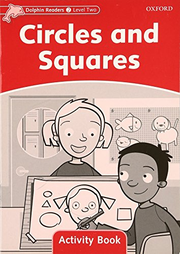 9780194401593: Dolphin Readers: Level 2: 425-Word Vocabulary Circles and Squares Activity Book (Dolphin Readers, Level Two)