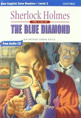 9780194401784: Sherlock Holmes: The Blue Diamond. Level 2. Con CD Audio. Per la Scuola media