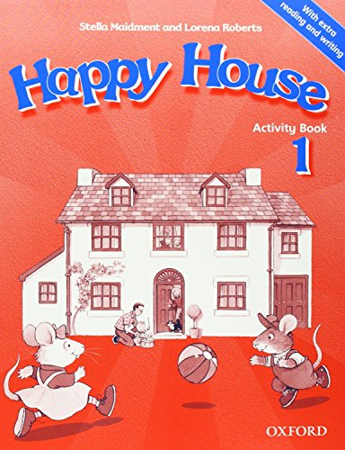 9780194402538: Happy House 1: Activity Book Extra (Happy First Edition)