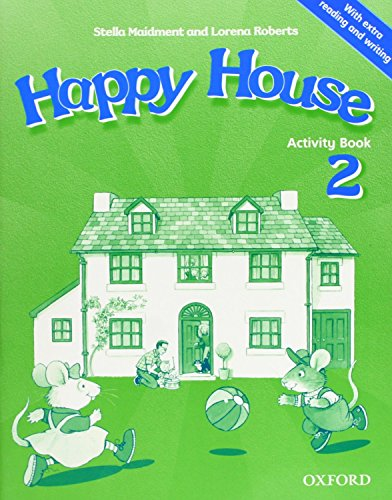9780194402545: Happy House 2: Activity Book Extra