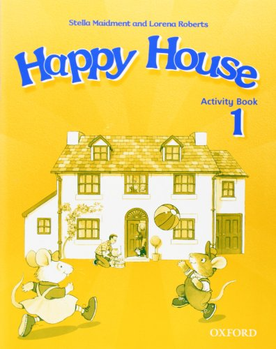 9780194402705: Happy House 1: Activity Book