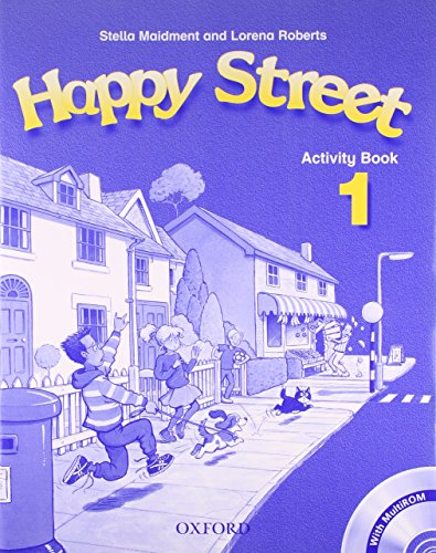 Happy Street 1: Activity Book Multi-Rom Pack: Stella Maidment, Lorena