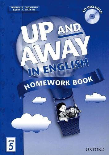 9780194405829: Up and Away in English Homework Books: Pack 5