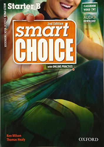 9780194407205: Smart Choice: Starter: Multi-Pack B and Digital Practice Pack